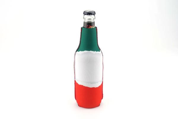 Neopren Flaschenkühler Italien